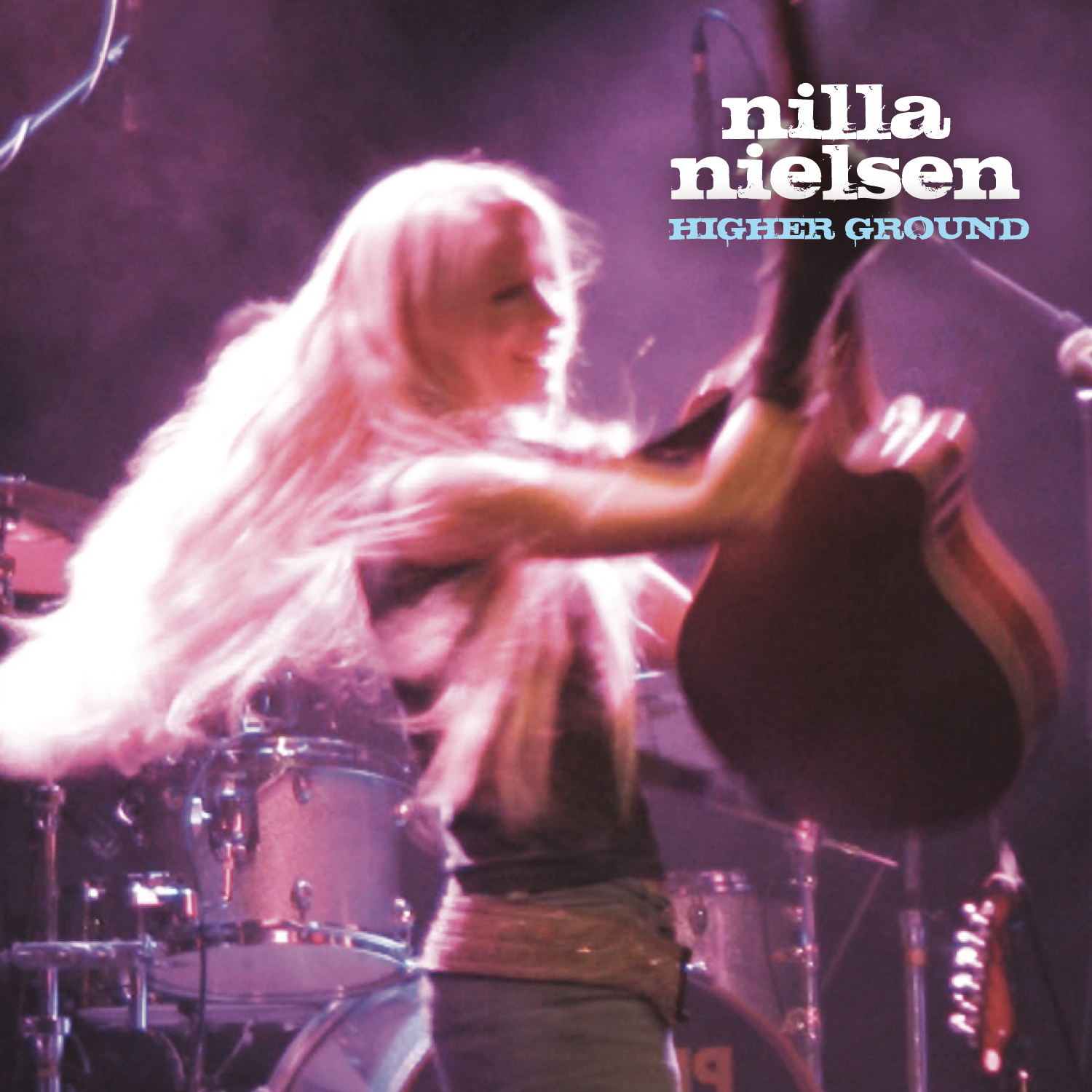 Nilla Nielsen - Higher Ground