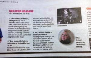 140404 - Helsingborgs Dagblad