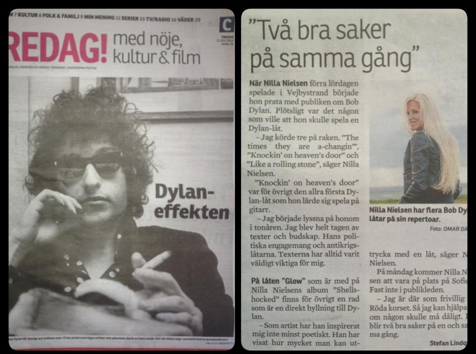 140711 - Helsingborgs Dagblad