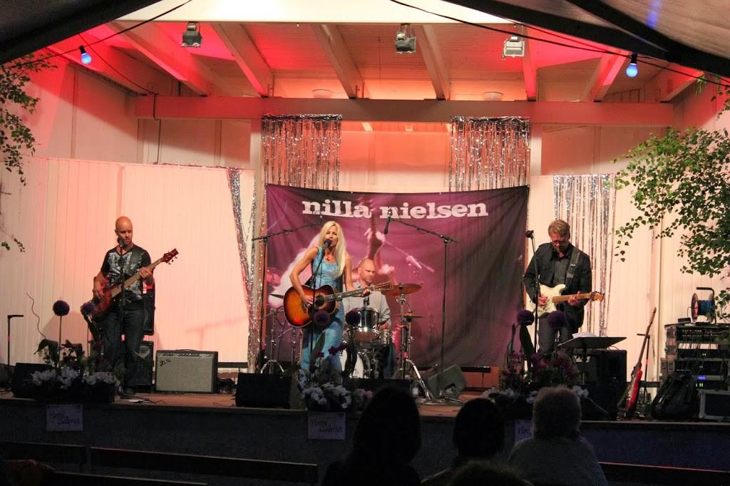 Nilla Nielsen - Live i Landskrona 2013