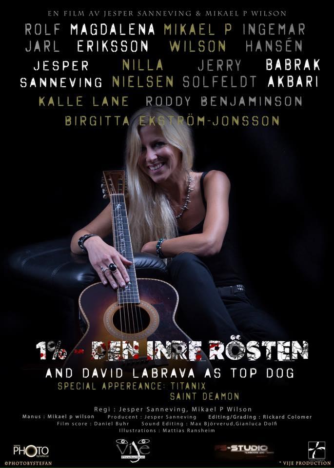 1% - Nilla Nielsen