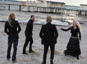 Nilla Nielsen Band - strand 1